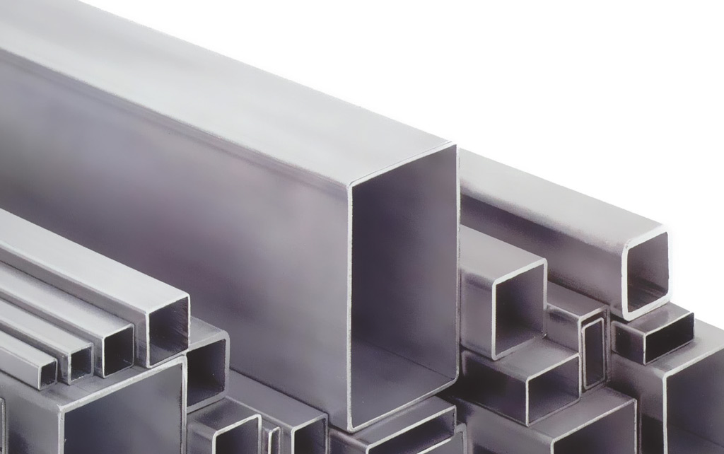 Square Rectangle Tubes